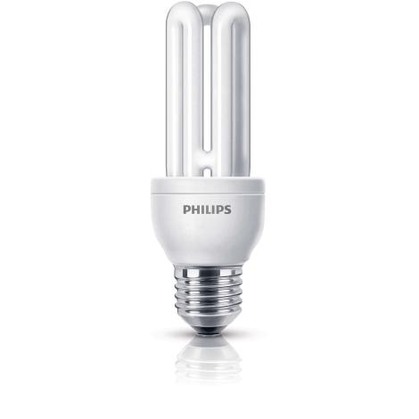 Úsporná žárovka PHILIPS E27/14W/230V - GENIE