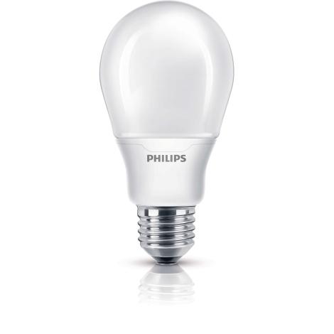 Úsporná žárovka PHILIPS E27/15W/230V - ECONOMY