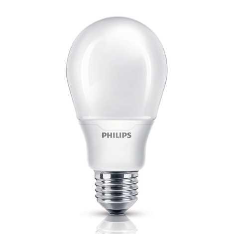 Úsporná žárovka Philips E27/15W/230V - SOFTONE