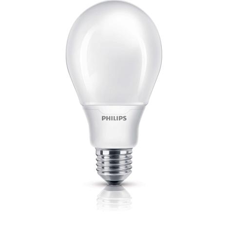 Úsporná žárovka PHILIPS E27/18W/230V - SOFTONE