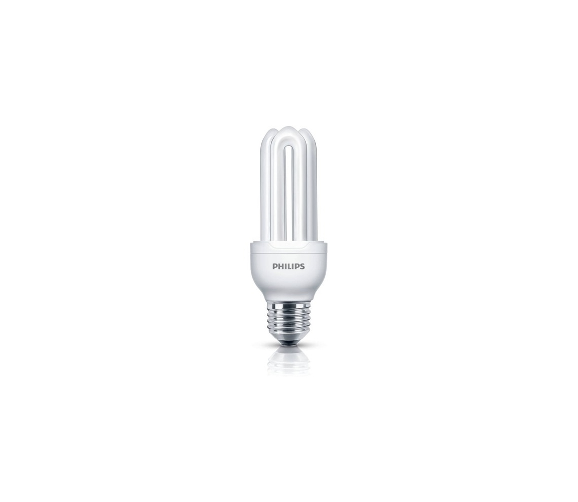 Philips Úsporná žárovka Philips E27/8W/230V 2700K P3525