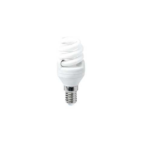 Úsporná žárovka SPIRE E14/7W teplá bílá - GXZK024