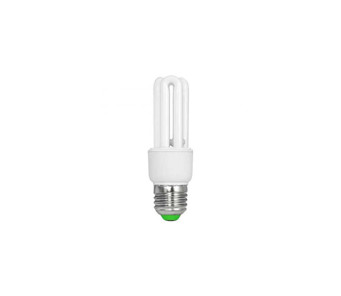 Polux Úsporná žárovka T2 MINI E27/9W/230V SA1276