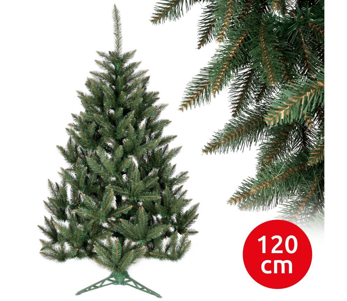 ANMA Vánoční stromek BATIS 120 cm smrk AM0075
