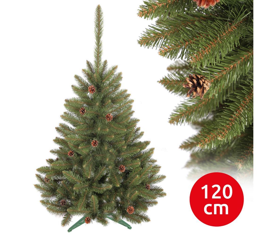 ANMA Vánoční stromek KAMI 120 cm smrk AM0074