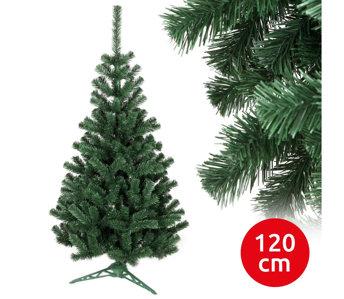 ANMA Vánoční stromek LONY 120 cm smrk AM0121