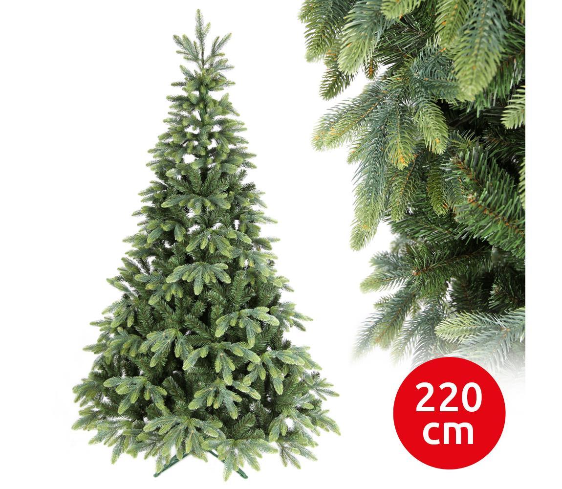 ANMA Vánoční stromek LOVA 220 cm smrk AM0081