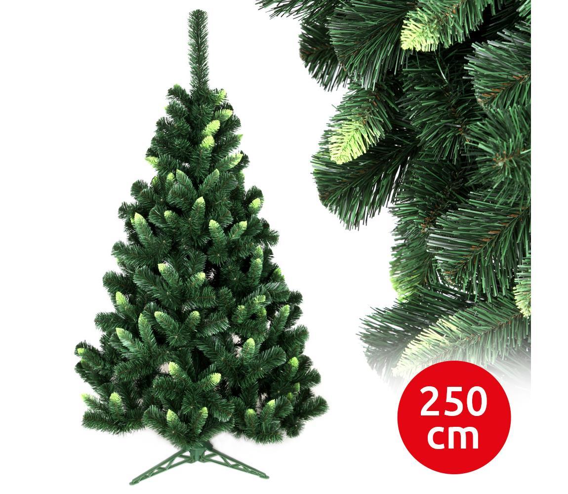 ANMA Vánoční stromek NARY II 250 cm borovice AM0114