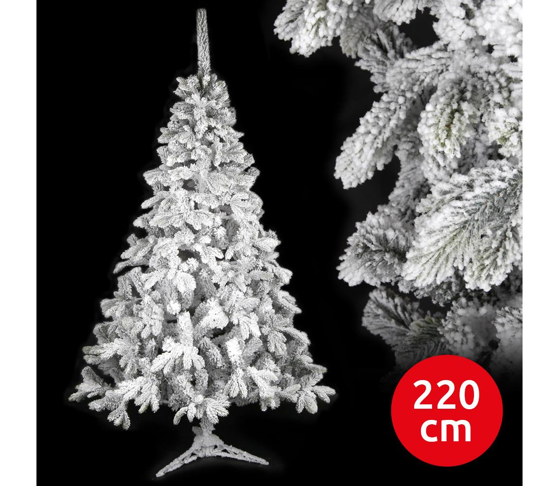 ANMA Vánoční stromek RON 220 cm smrk AM0083