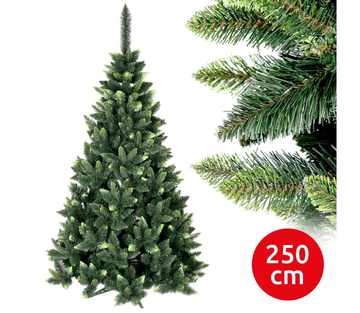 ANMA Vánoční stromek SEL 250 cm borovice AM0094