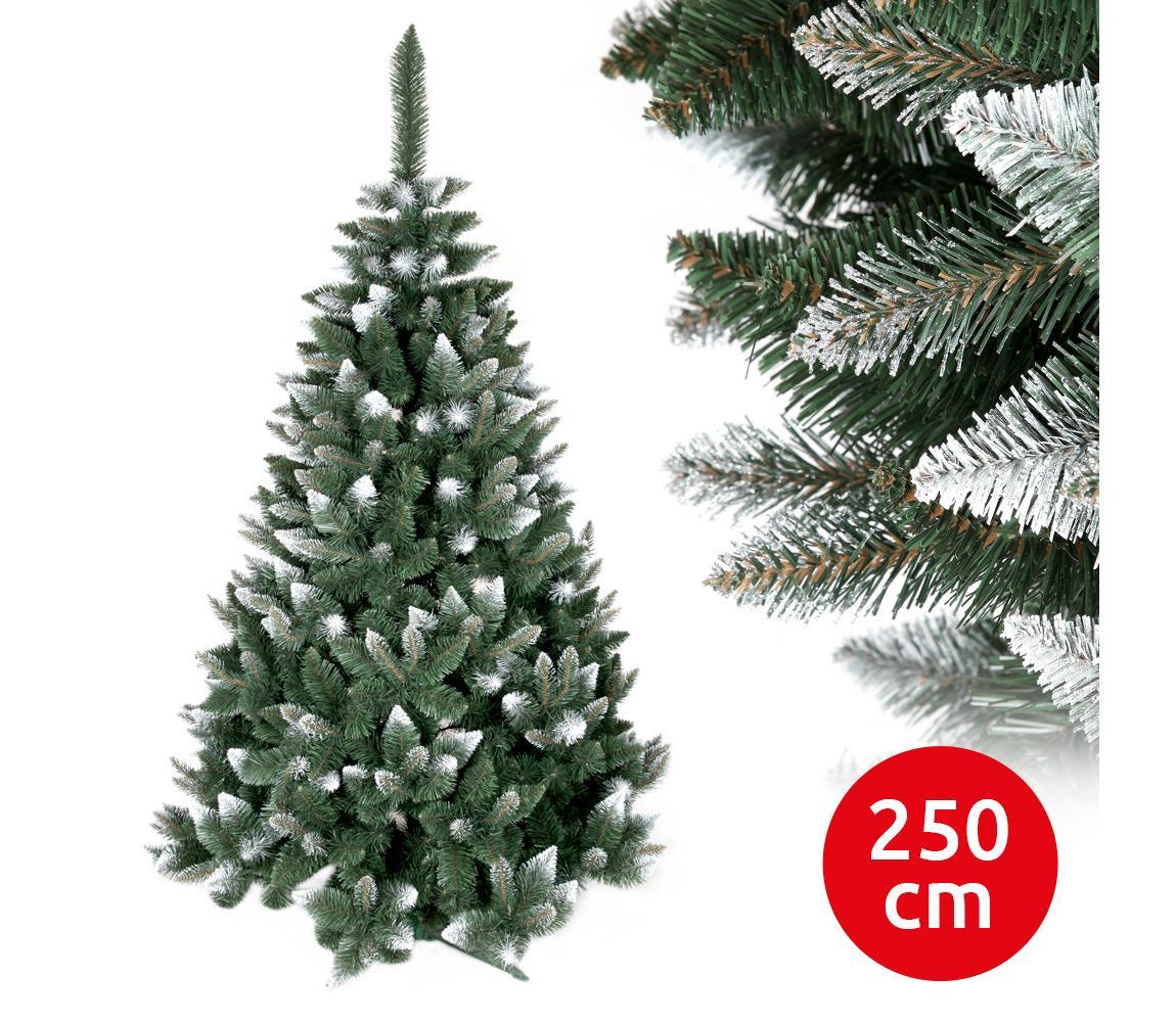 ANMA Vánoční stromek TEM 250 cm borovice AM0089