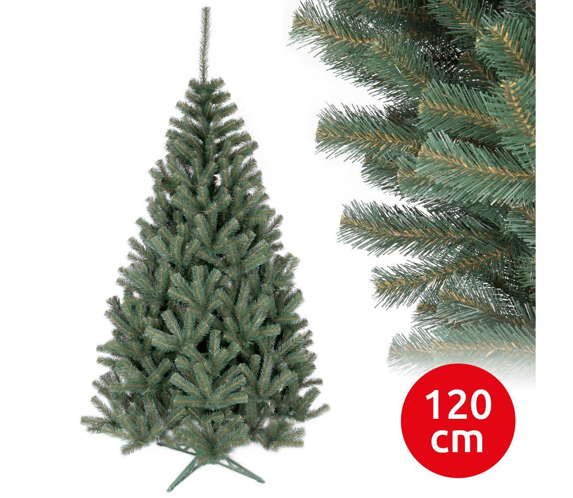 ANMA Vánoční stromek TRADY 120 cm smrk AM0070