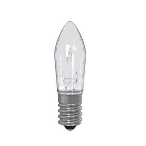 Vánoční žárovka E10/3W/34V