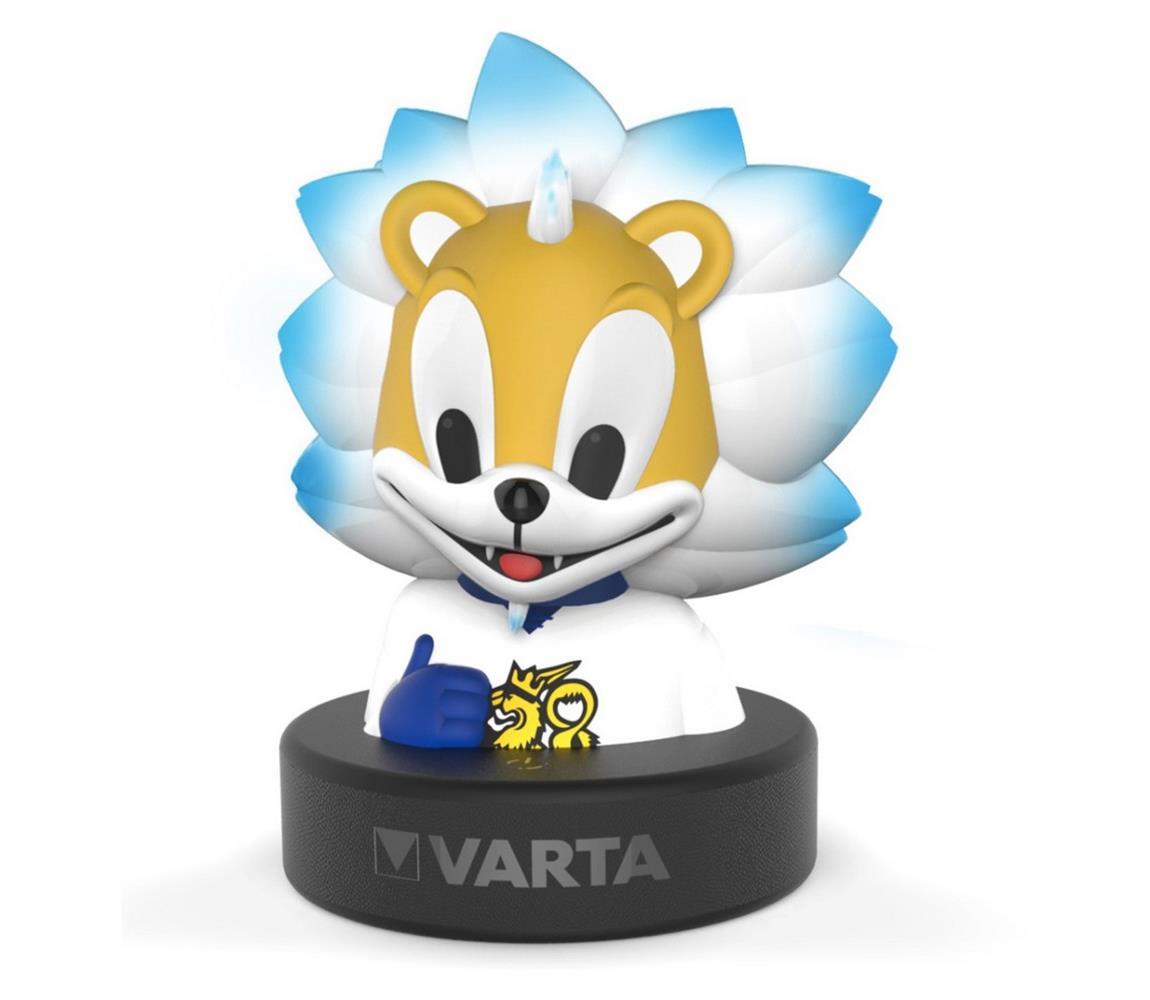 Varta Varta 15660 - LED Dětská lampa FINKEY LED/3xAA VA0142