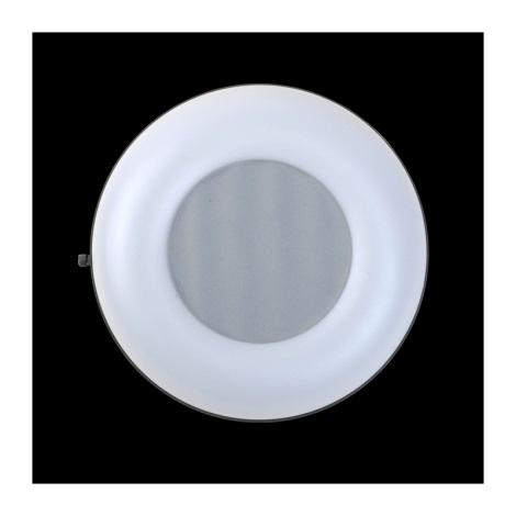 Venkovní a stropní svítidlo ORIGO 1xE27/60W stříbrná