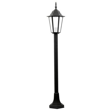 Venkovní lampa 1xE27/60W/230V černá