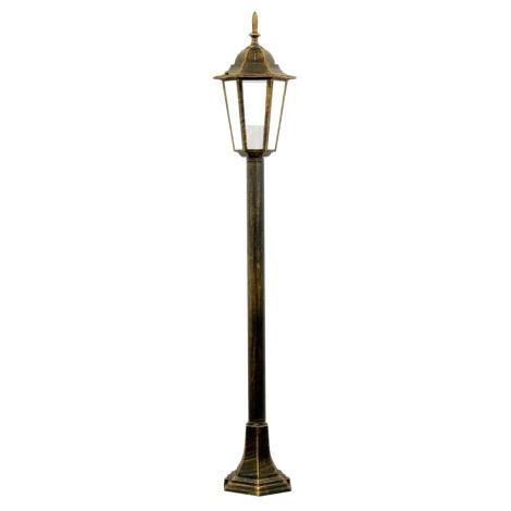Venkovní lampa 1xE27/60W/230V patina