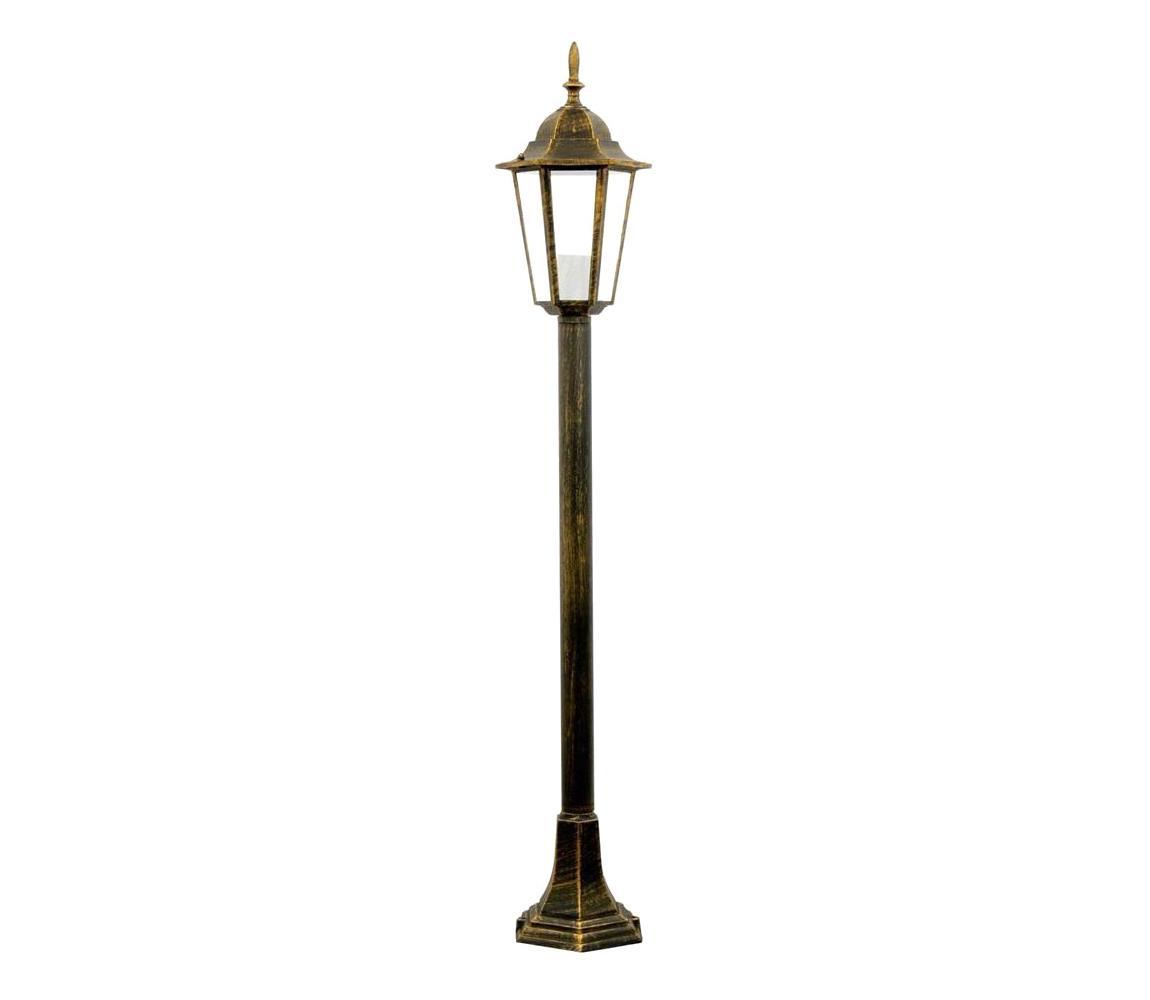 Polux Venkovní lampa 1xE27/60W/230V patina