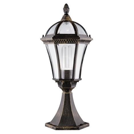 Venkovní lampa CAPRI 1xE27/60W/230V