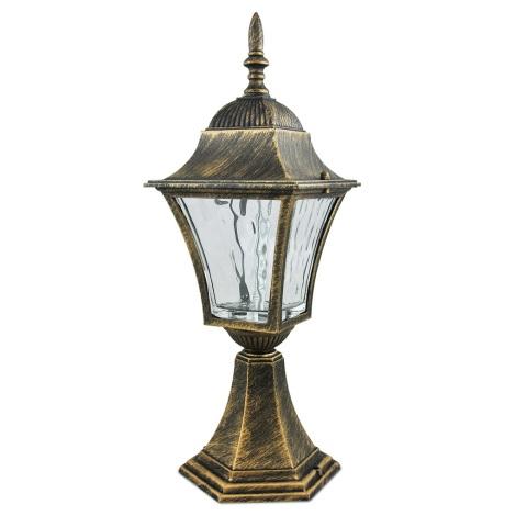Venkovní lampa LONDON 2xLED SMD/3W/320V