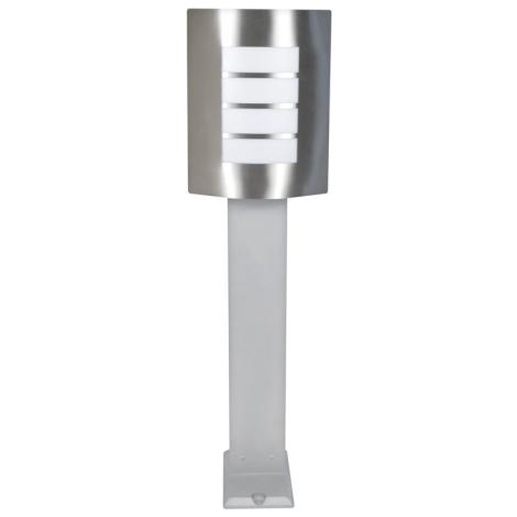 Venkovní lampa MEMPHIS 1xE27/60W/230V nerez