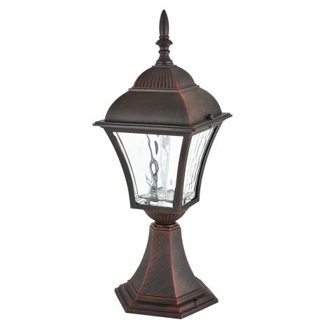 Venkovní lampa PARIS 2xLED SMD/3W/320V