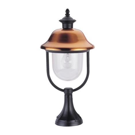 Venkovní lampa SANGHAI 1xE27/60W/230V