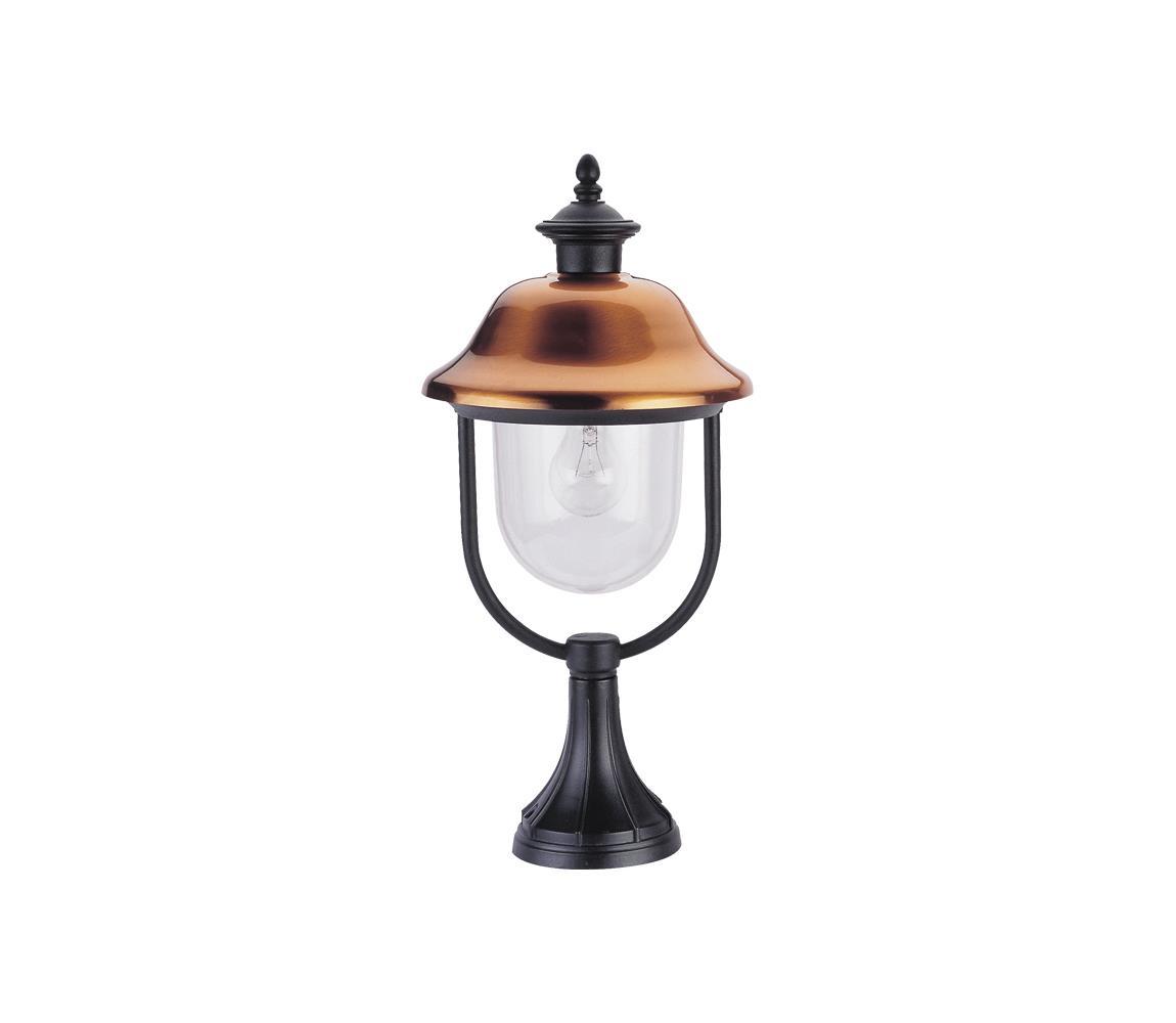 Prezent Venkovní lampa SANGHAI 1xE27/60W/230V IP44