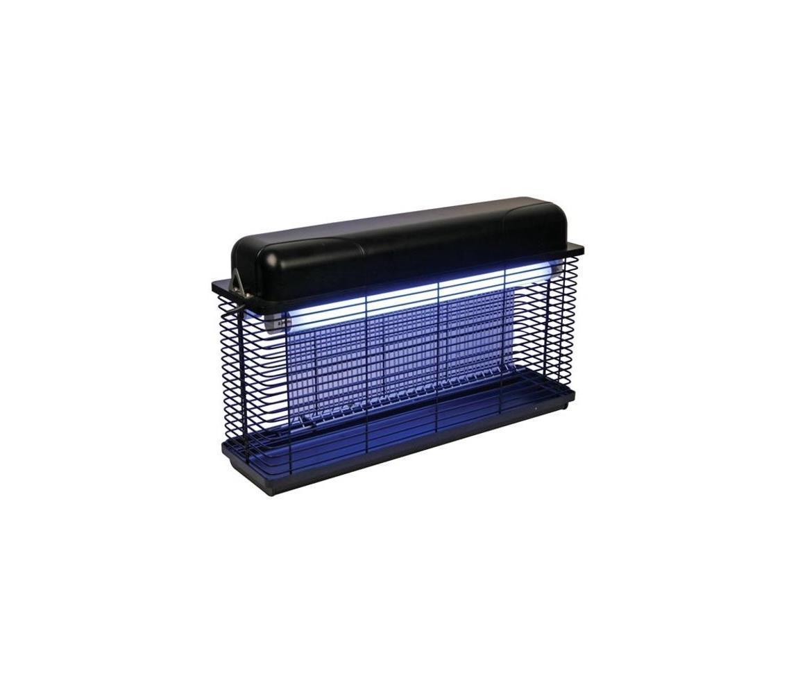 FK Technics Venkovní lapač hmyzu GIK11 s UV zářivkou 2x15W/230V 100 m2 IPX4