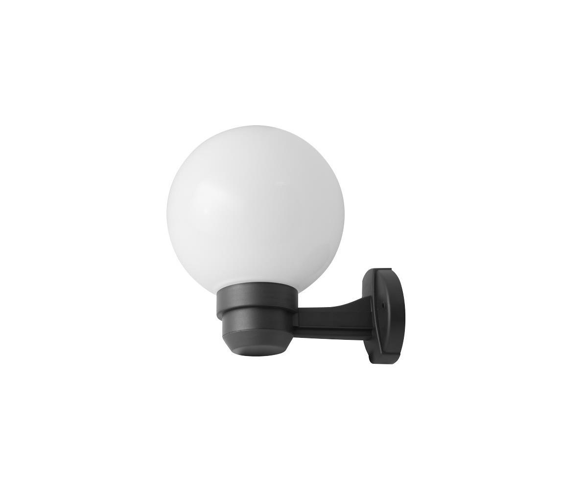 Panlux ZPP-N-20/C - Venkovní nástěnné svítidlo PARK N 1xE27/60W/230V