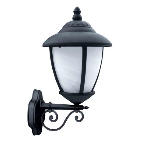 Venkovní nástěnné svítidlo ANCONA LX N Č 1xE27/60W