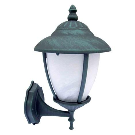Venkovní nástěnné svítidlo ANCONA N Z 1xE27/60W