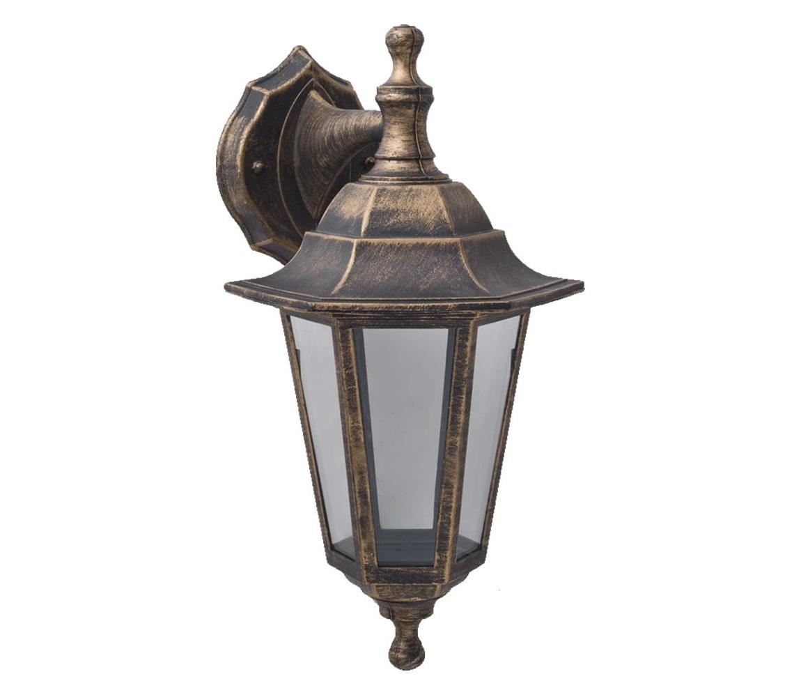 Prezent Venkovní nástěnné svítidlo CAPRI 1xE27/60W/230V IP44