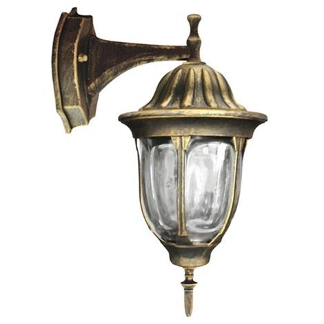 Venkovní nástěnné svítidlo FLORENCJA E27/20W/230V IP43