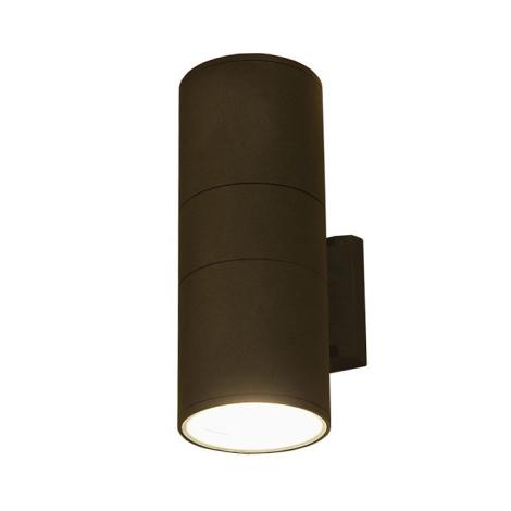 Venkovní nástěnné svítidlo FOG II K 2xE27/60W/230V
