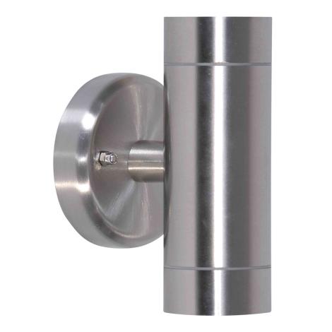 Venkovní nástěnné svítidlo GARDA 2 2xGU10/35W