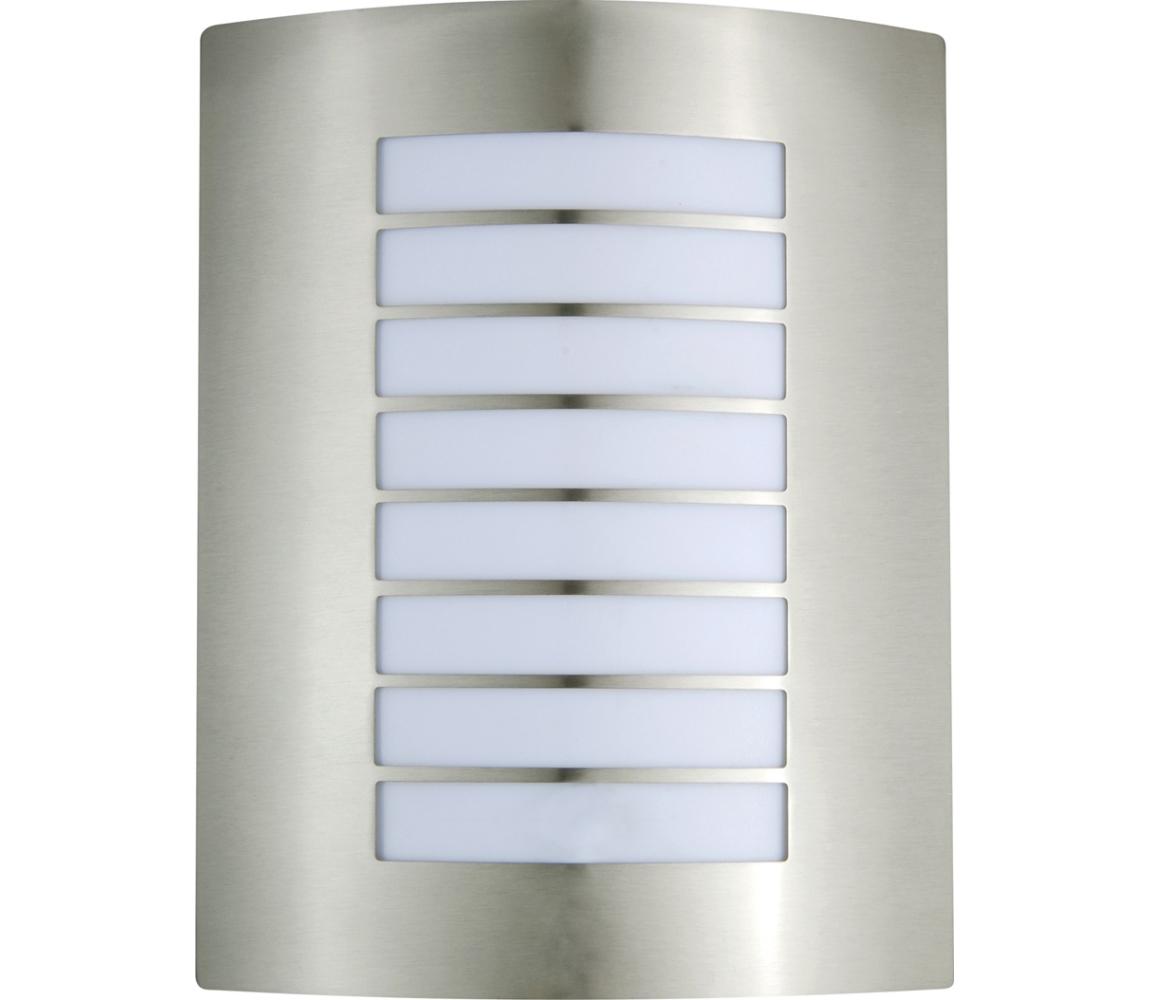 Prezent Venkovní nástěnné svítidlo MEMPHIS 1xE27/60W/230V IP44
