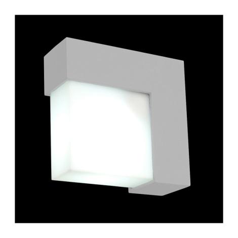Venkovní nástěnné svítidlo OSLO 1xE27/14W/230V