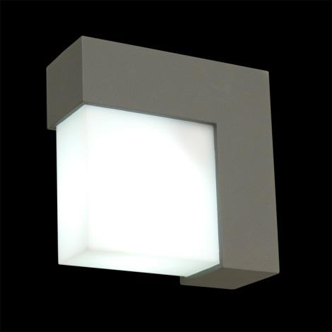 Venkovní nástěnné svítidlo OSLO 1xE27/14W