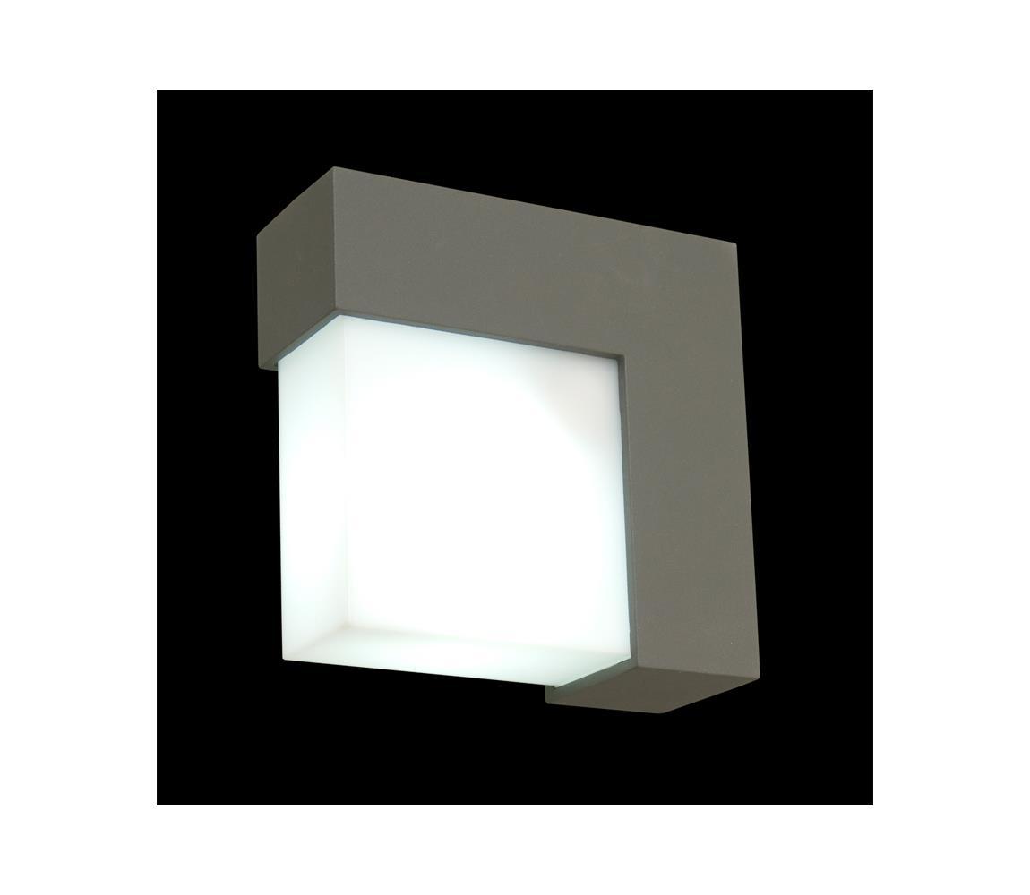 Emithor Venkovní nástěnné svítidlo OSLO 1xE27/14W IP44