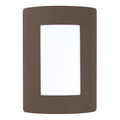 Venkovní nástěnné svítidlo SAFON E27/40W/230V