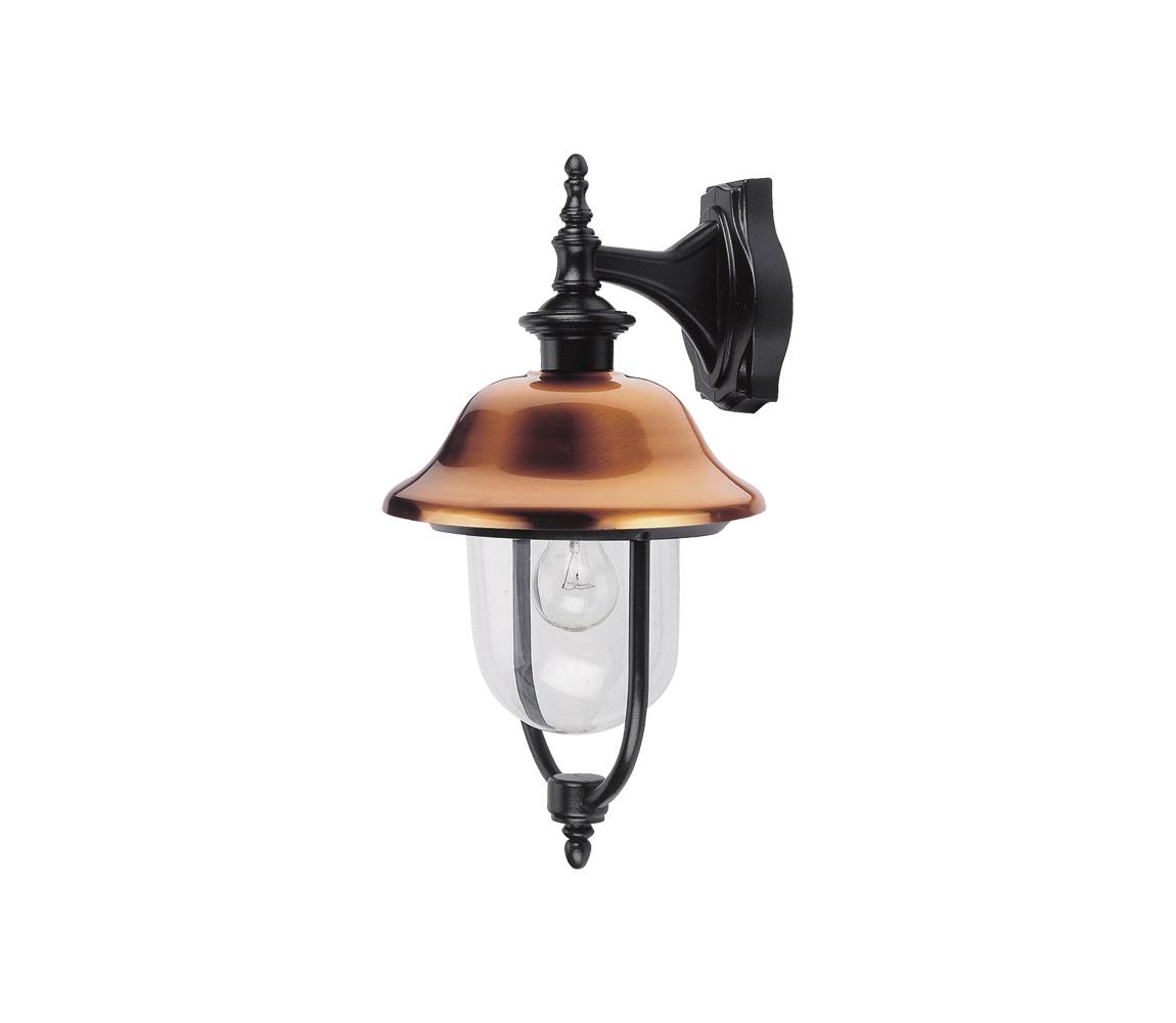 Prezent Venkovní nástěnné svítidlo SANGHAI 1xE27/60W/230V IP44