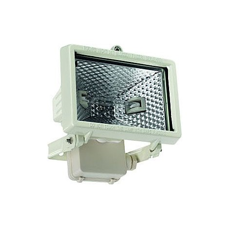 Venkovní reflektor T249 1xR7S-78mm/150W bílá