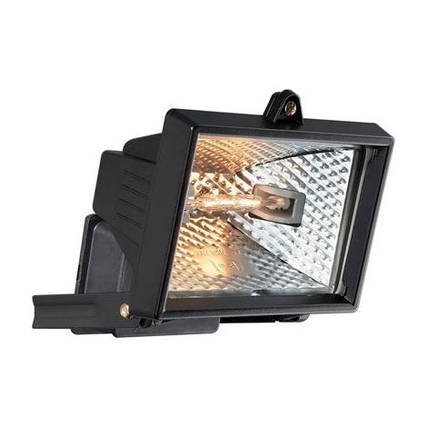 Venkovní reflektor T250 1xR7S-78mm/150W černá