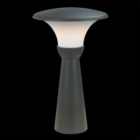 Venkovní svítidlo VIENNA 1xE27/18W tmavá šedá