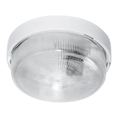Venkovní technické svítidlo RONDE 1xE27/100W bílá - GXTT008 IP44
