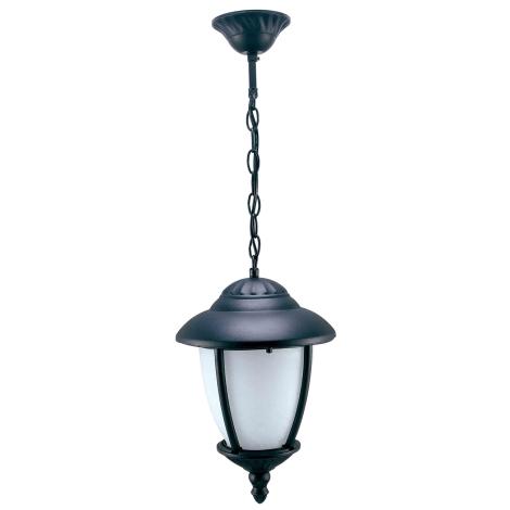 Venkovní závěsné svítidlo ANCONA R C 1xE27/60W