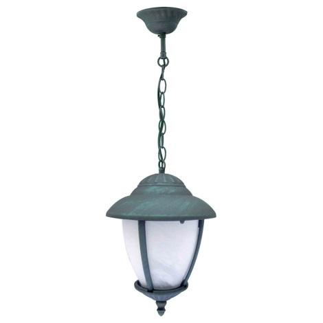 Venkovní závěsné svítidlo ANCONA R Z 1xE27/60W