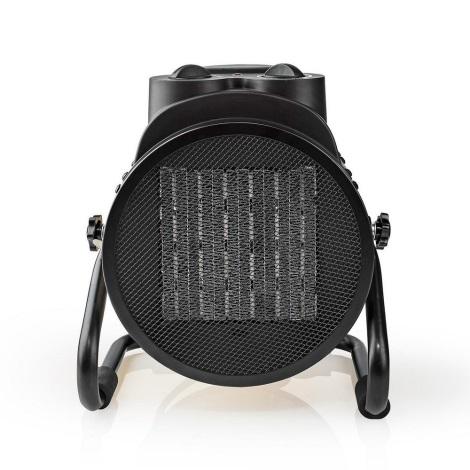 Ventilátor s topným tělesem 1500-3000W/230V IP24