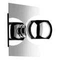WOFI 4326.01.01.1001 - LED Nástěnné svítidlo MONA 1xLED/3,3W